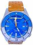 Squale Matic Light Blue on Strap MATICXSE.PTC