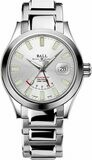 Ball Engineer III Marvelight Chronometer 40mm Silver