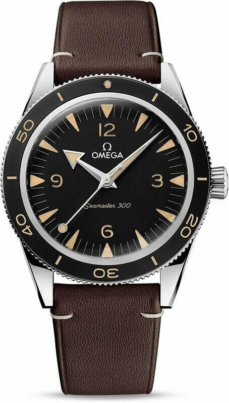 Omega Seamaster 300 Master Chronometer 234.32.41.21.01.001