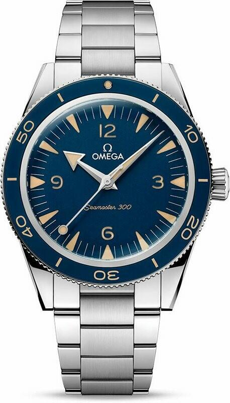 Omega Seamaster 300 Master Chronometer 234.30.41.21.03.001