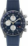 Bremont Supermarine Chronograph Blue Dial on Strap