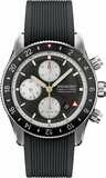 Bremont Supermarine Chronograph Black Dial on Strap