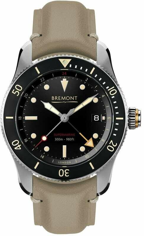 Bremont S302