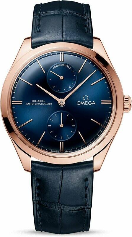 Omega De Ville Tresor Master Chronometer Power Reserve 435.53.40.22.03.001