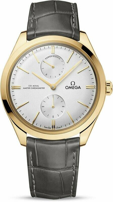 Omega De Ville Tresor Master Chronometer Power Reserve 435.53.40.22.02.001