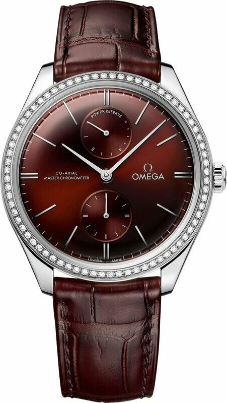 Omega De Ville Tresor Master Chronometer Power Reserve 435.18.40.22.11.001