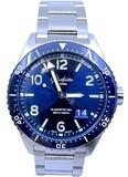 Glashütte Original SeaQ Panorama Date Blue Dial 1-36-13-02-81-34