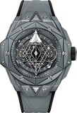 Hublot Big Bang Sang Bleu II Grey Ceramic
