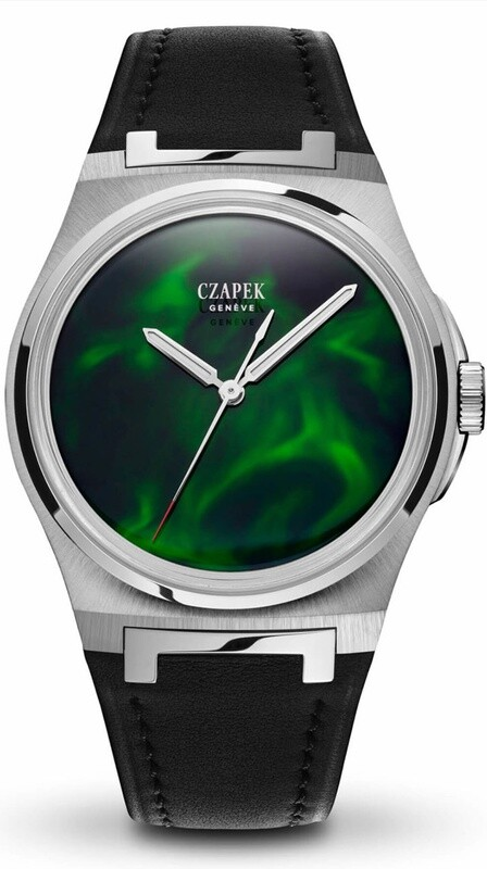 Czpek Antartique Emerald Iceberg Limited Edition