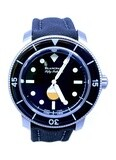Blancpain Fifty Fathoms MilSpec Limited for HODINKEE  5008-11B30-NABA