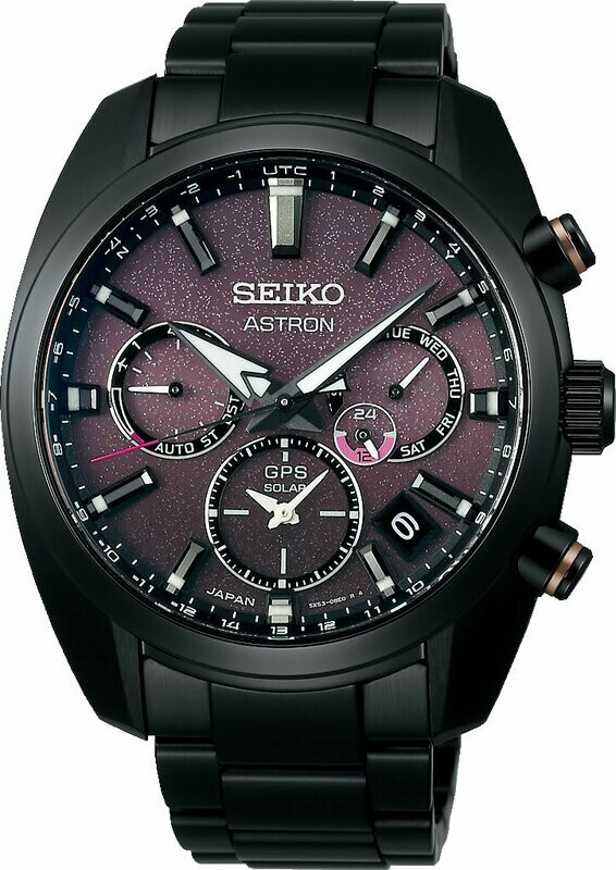 Seiko Astron GPS Solar 140th Anniversary Limited Edition SSH083