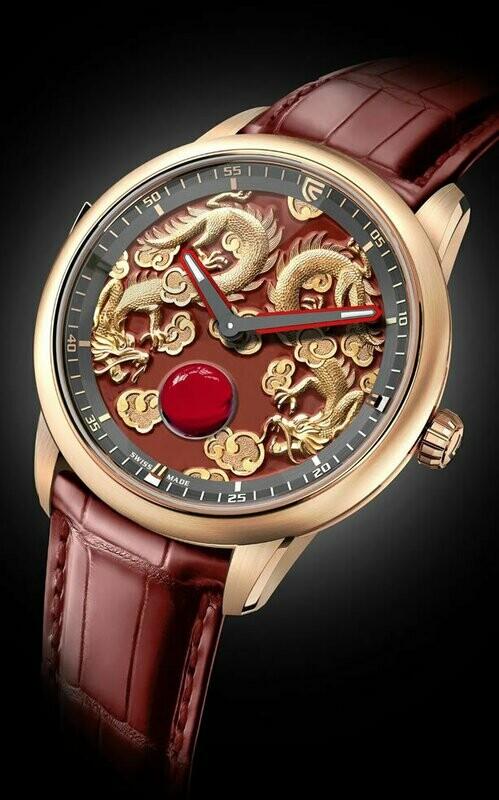 Christophe Claret Concertino Rose Gold