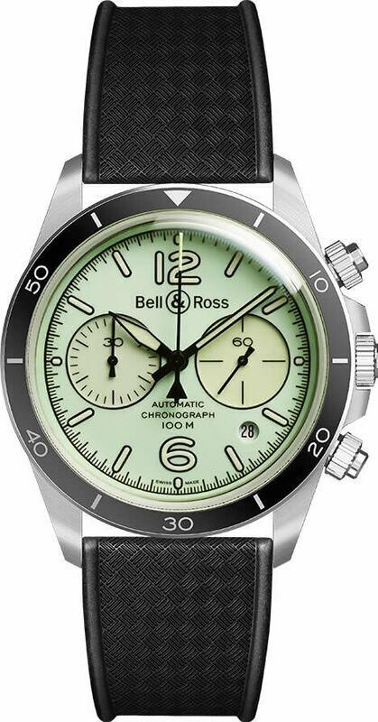 Bell & Ross V2-94 Full Lum Limited Edition