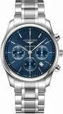 Longines Master Collection Blue Dial 42mm L2.759.4.92.6