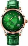 Glashütte Original PanoMaticLunar Lush Forest Green Dial 1-90-02-23-35-30