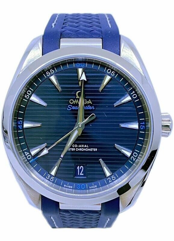 Omega Seamaster Aqua Terra 150m Master Chronometer 41mm 220.12.41.21.03.001