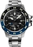 Ball Engineer Hydrocarbon AeroGMT Sled Driver 42mm on Bracelet