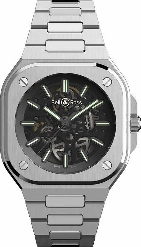 Bell & Ross BR 05 Skeleton Nightlum Limited Edition