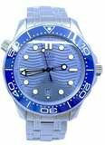 Omega Seamaster Diver 300M Co-Axial Master Chronometer on Bracelet 210.30.42.20.06.001