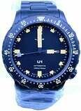 Sinn Diving Watch U1 S E on Black Bracelet 1010.023