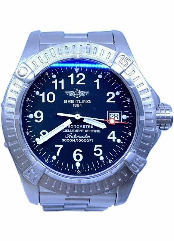 Breitling Avenger Seawolf E17370