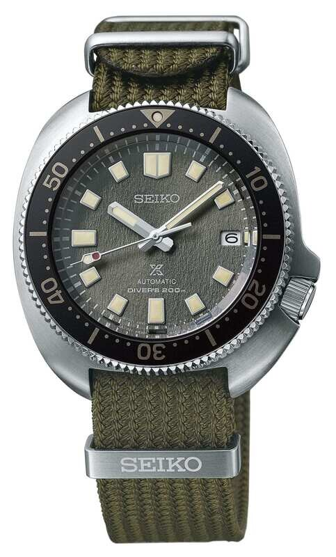 Seiko Prospex 1970 Diver's Modern Re-interpretation SPB237