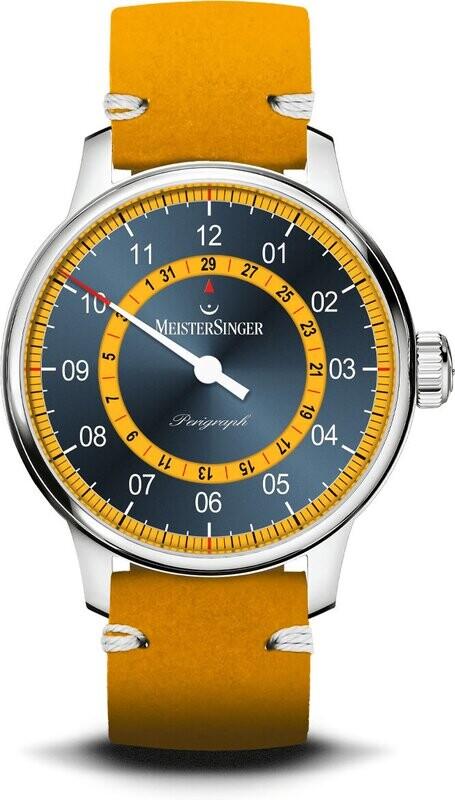 MeisterSinger Perigraph Mellow Yellow