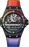 Hublot Big Bang MP-11 Power Reserve 14 Days 3D Carbon Rainbow
