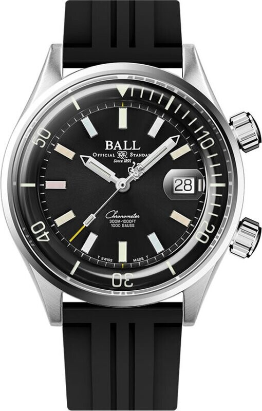 Ball Engineer Master II Diver Chronometer Classic Rainbow
