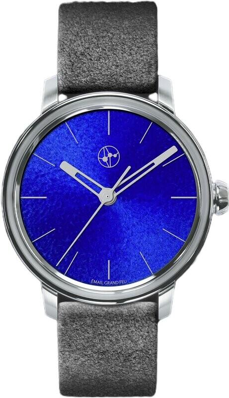 Lundis Bleus Contemporaines Royal Blue