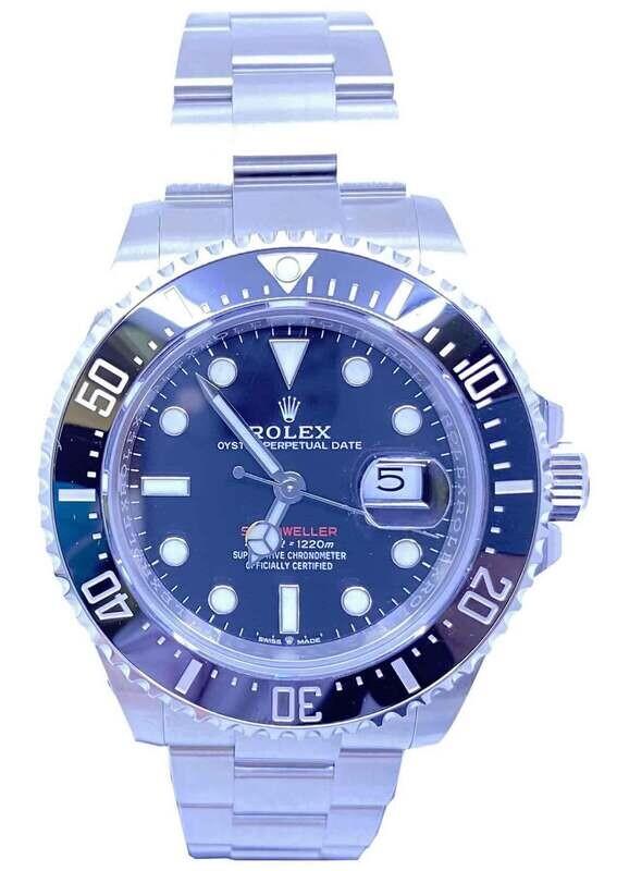 Rolex Red Sea-Dweller