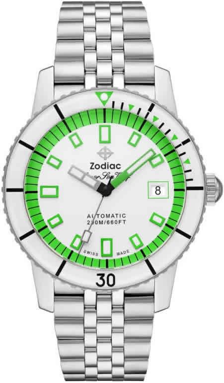 Zodiac Super Sea Wolf 53 Compression 'Neon' ZO9279