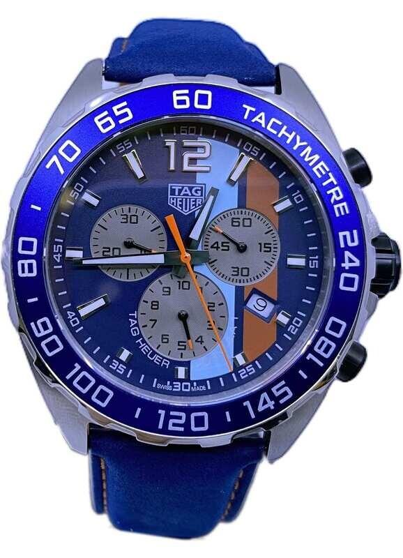 TAG Heuer Gulf Formula 1 Chronograph CAZ101N.FC8243