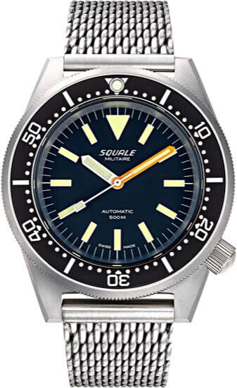 Squale 1521 Militare on Bracelet