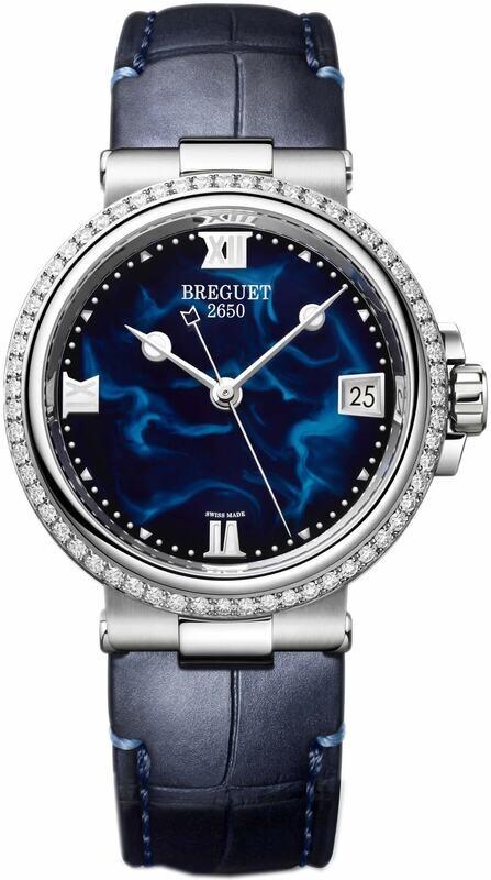 Breguet Marine Dame 9518 9518ST/E2/984/D000