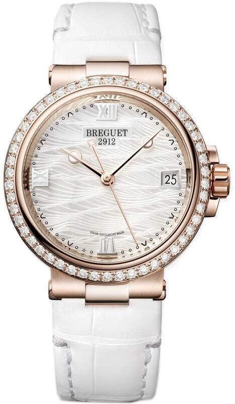Breguet Marine Dame 9518 9518BR/52/984/D000