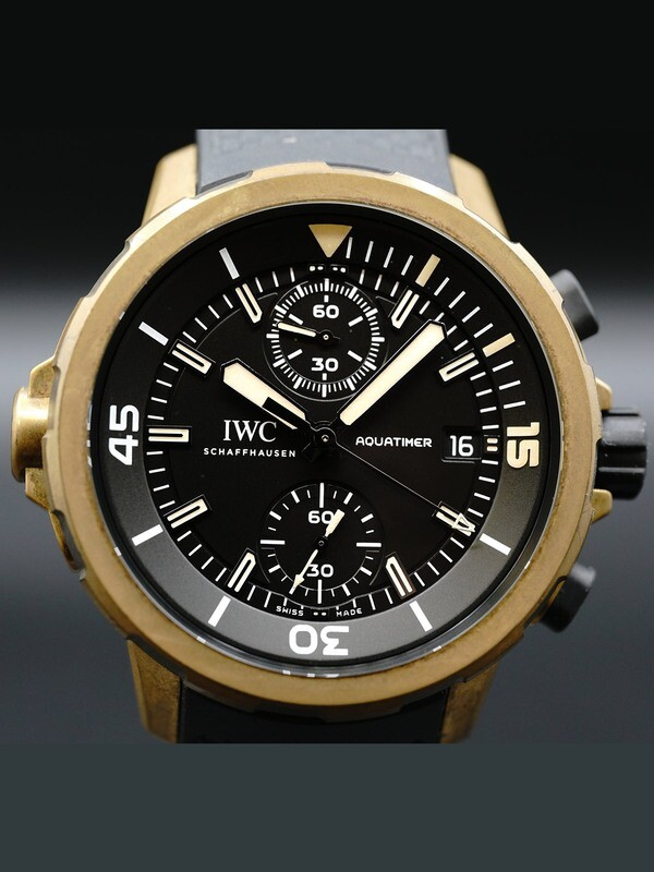 IWC Aquatimer Expedition Charles Darwin IW379503