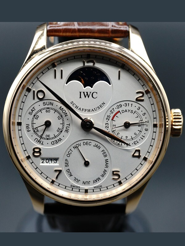 IWC Portugieser Perpetual Calander IW502306