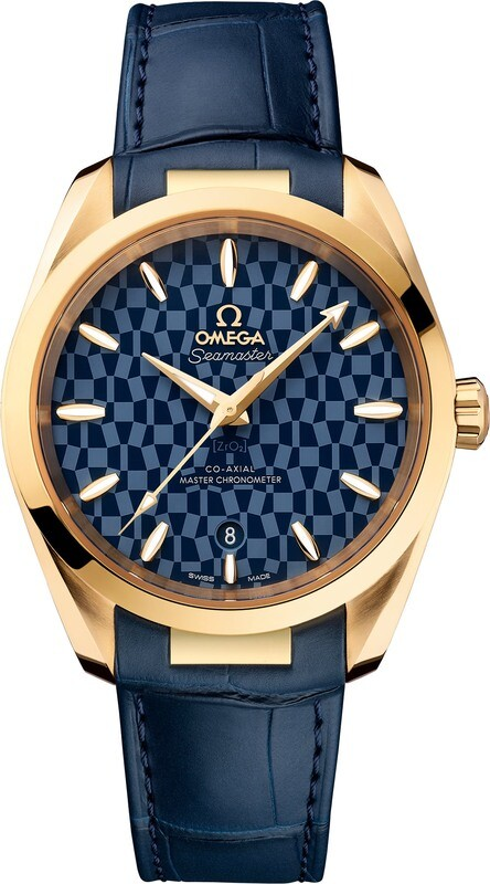 Omega Seamaster Aqua Terra 150M 38mm Ladies Tokyo 2020