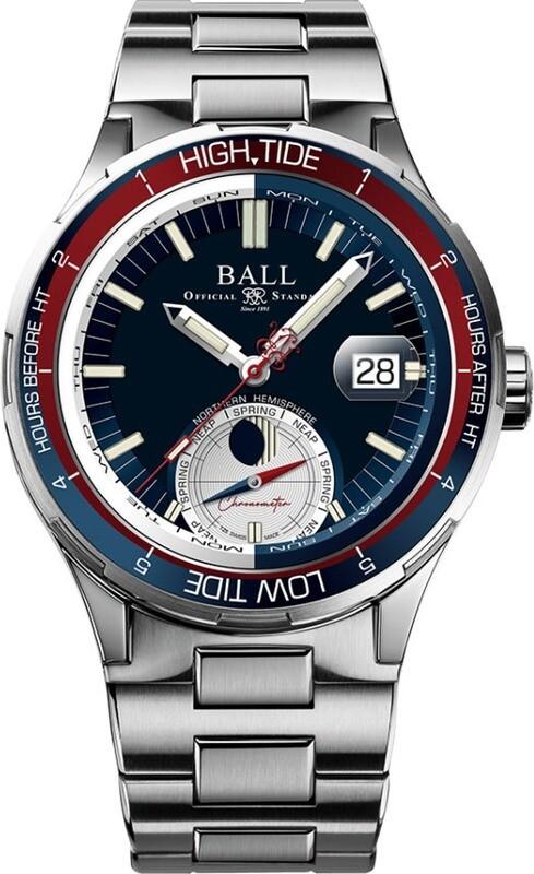 Ball Roadmaster Ocean Explorer 41mm