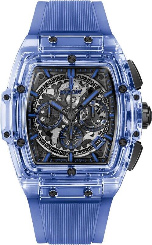 Hublot Spirit of Big Bang Blue Sapphire 42mm