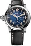 Graham Chronofighter Fortress Blue Dial Limited Edition