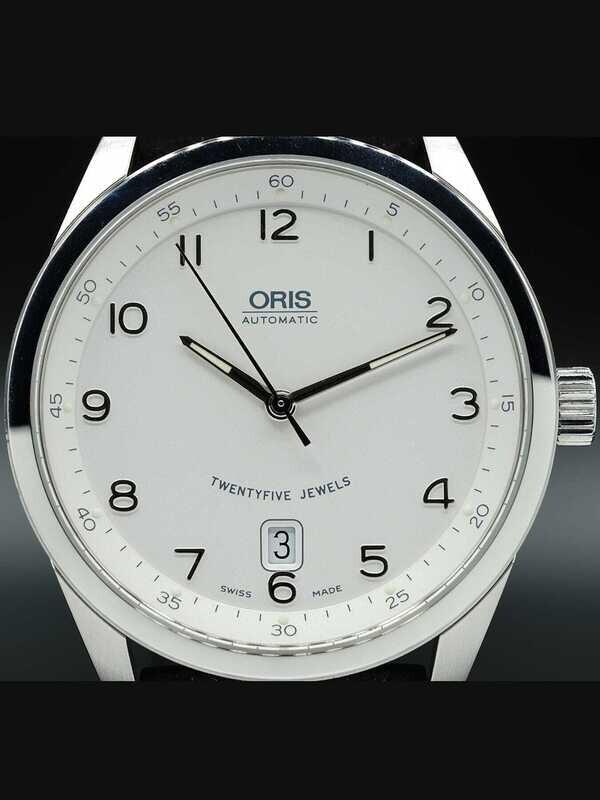 Oris Date Classic XXL7504