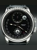 Parmigiani Fleurier Toric Hemispheres Retrograde Steel Black PFC493-0001400-XA1442