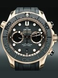 Omega Seamaster Diver 300 Master Chronometer Chronograph 44mm 210.62.44.51.01.001