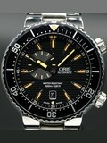 Oris Divers Small Second Date Men's Watch 64376098454MB
