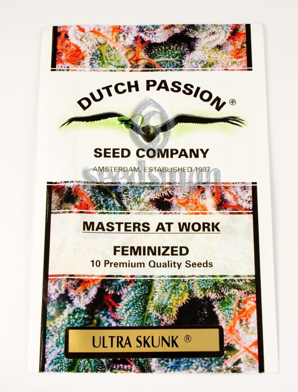 Ultra Skunk Feminised Seeds