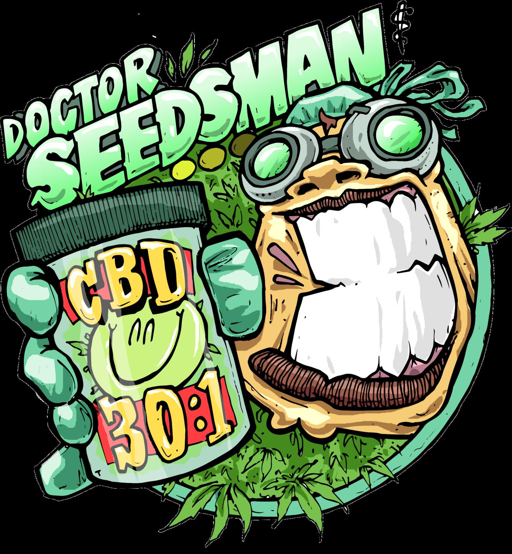 Doctor Seedsman CBD 30:1 Feminised Seeds