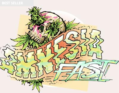 Amnesia FAST Feminised Seeds