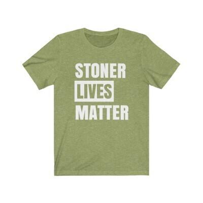 Stoner Lives Matter Tee
